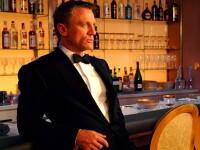 Daniel Craig, complice la un furt din supermarket. Stati sa vedeti ce a sustras :)