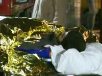 37 de libieni raniti in razboi au ajuns la spitalele din Bucuresti, unde vor primi ingrijiri