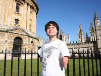 The Sun: I-am dat o casa primitoare unui orfan roman, iar acum el studiaza la Oxford