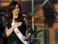 Presedintele Argentinei nu are cancer. Diagnosticul initial a fost gresit