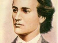 Manifestari culturale, cu ocazia aniversarii a 162 de ani de la nasterea poetului Mihai Eminescu