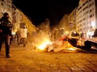 Protestele in cifre:6 dosare penale, 247 de persoane amendate, 36 de acuzatii de port ilegal de arme