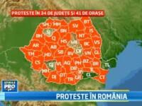 Ei sunt romanii care nu au nimic de cerut Guvernului sau lui Basescu. FOTO