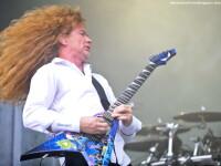Megadeth va canta din nou in Romania, la OST Fest, pe 17 iunie 2012