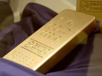 O persoană a pierdut 3 kg de aur în tren. Polițiștii nu reușesc să îi dea de urmă