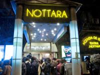 O parte din piesele Teatrului Nottara se vor juca intr-o cladire din categoria 2 de risc seismic.