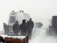 Barbat intre viata si moarte, dupa un accident grav petrecut pe DN1, in apropiere de Oradea