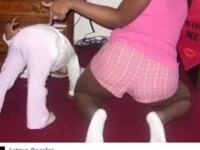 Lectii de sex predate de o mama fiicei pe Facebook. Imaginea pentru care ii vor inchide contul