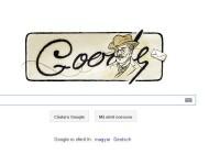 Al treilea roman pentru care Google isi schimba logo-ul. 160 de ani de la nasterea lui Caragiale