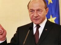Basescu e dispus sa-si scurteze mandatul pentru ca Romania sa ramana cu doar 300 de parlamentari