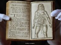 FOTO. Carte erotica din secolul al XVIII-lea, interzisa 200 de ani, va fi scoasa la licitatie