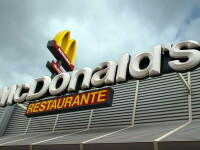 McDonald's isi schimba numele