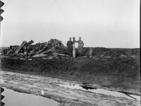 Imagini din Primul Razboi Mondial nemaivazute, gasite de un colectionar, intr-un aparat foto vechi