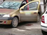 Taximetrist mort dupa ce a fost injunghiat in gat de un client, la Timisoara