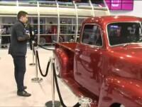 Masini spectaculoase expuse la CES 2013: Shelby-ul din NFS si coupe-ul anti-zombie