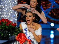 Miss USA 2013. Cum arata noua regina a frumusetii din Statele Unite