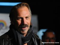 Kevin Costner, la gala Globul de Aur 2013: Le multumesc oamenilor din Romania