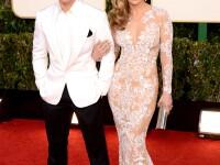 Diamante de 8 milioane de dolari si cele la frumoase rochii la Globurile de Aur. Galerie foto