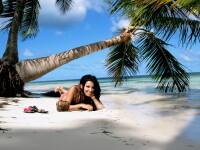 Corina Caragea a implinit 30 de ani la 30 de grade Celsius, in Republica Dominicana
