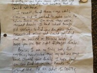 Un cuplu a primit inapoi verighetele la 15 ani dupa ce au fost furate. Ce scrisoare a trimis hotul