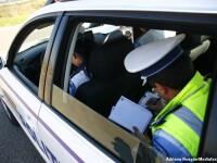 Accident cu scandal in Sibiu