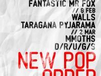 New Pop Order: Stubborn Heart, Walls si Mmoths concerteaza la Bucuresti