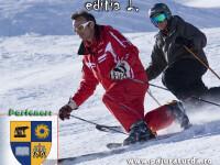 Prima editie a cupei Telemark se desfasoara in statiunea Muntele Baisorii