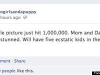 Fotografia care a primit un MILION de like-uri in 7 ore. Cum a devenit un pariu record pe Facebook
