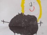 O profesoara a slabit 60 de kg dupa ce eleva i-a facut acest portret.Cum arata inainte si dupa dieta