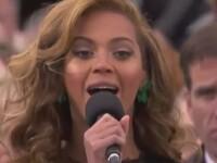 Americanii, revoltati. Ce ar fi facut Beyonce in timpul ceremoniei de investire a lui Barack Obama