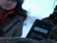 Cel mai friguros loc de pe Pamant, cu temperaturi de -71,2 grade. Mobilele nu functioneaza aici