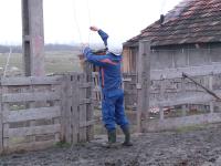 Controale in Timis pentru depistarea persoanelor bransate ilegal la reteaua de curent electric