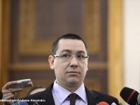 Ponta: Alegeri prezidentiale si europarlamentare la date apropiate, dar nu neaparat in aceeasi zi