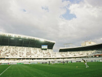 Fotbal feminin si rugby, in week-end, pe Cluj Arena