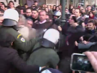 Prima zi de liniste in Grecia, dupa saptamani de greve si proteste