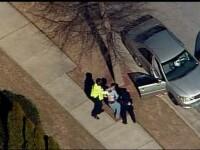 Focuri de arma intr-o scoala din Atlanta. Un elev de 14 ani, impuscat in ceafa; Un suspect, retinut