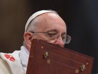 Violente in Ucraina. Mesajul Papei Francisc dupa ce mai multi oameni au murit in piata EuroMaidan