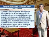 Gigi Becali sustine ca e bolnav. Patronul Stelei cere eliberarea pentru o perioada din inchisoare