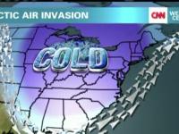 Un val de ger polar a lovit SUA. Autoritatile se asteapta la un RECORD de -54 de grade in Minesotta