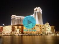 Cel mai mare cazinou din lume este in Macao. O constructie mai extravaganta decat Casa Poporului