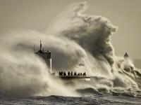 Alerta de vreme rea in Marea Britanie. Peste 1.700 de casa, distruse de inundatii. GALERIE FOTO