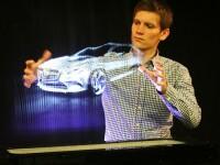 Telefonul cu holograma. O fantezie din Star Wars va deveni realitate peste cativa ani. Cat va costa