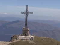 Crucea Caraiman, in Guiness Book. Adevarata fata a monumentului, devenit un risc pentru turisti