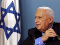 PORTRETUL lui Ariel Sharon, omul politic care voia sa stabileasca frontierele Israelului