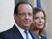 Valérie Trierweiler, iubita oficiala a lui Francois Hollande, a parasit spitalul. Mesajul publicat pe Twitter