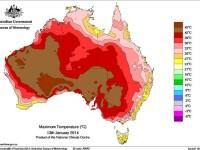 Australia, afectata de canicula. Meciuri suspendate la Australian Open dupa ce jucatorii au lesinat la peste 40 grade Celsius