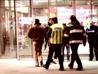 Atac sangeros intr-un centru comercial din Capitala. Un barbat gelos si-a injunghiat rivalul in dragoste, sub ochii iubitei