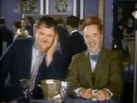 Ultima fotografie si ultima inregistrare video cu celebrul cuplu Stan si Bran. Cum aratau cei 2 actori la batranete