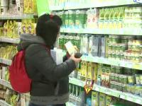Sute de kilograme de alimente ecologice, retrase de inspectorii de la Protectia Consumatorului