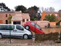 Imagini dramatice in Franta, unde s-au inregistrat